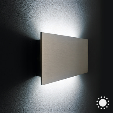 Light Plate Led Wall Mount Indoor Luminaire Fixture To Be Discontinued When Inventory Is Depleted