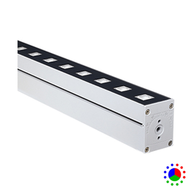 River wall 40 led ip66 linear wall mounted floodlight 2047 30w 48vdc aloadofball Image collections