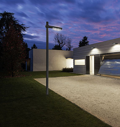 Dooku Led For Post And Floodlight Luminaire