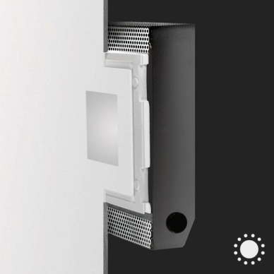 Recessed Wall Mount