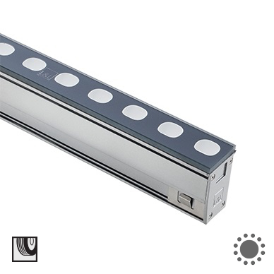 River 2 1 Led Ip67 Linear In Grade Uplight 39 37 Quot 40w 120vac